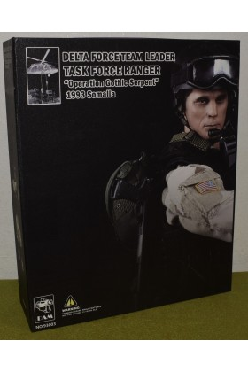 DELTA FORCE TEAM LEADER TASK FORCE RANGER N0.93003 OPERATION GOTHIC SERPENT 1993 SOMALLA