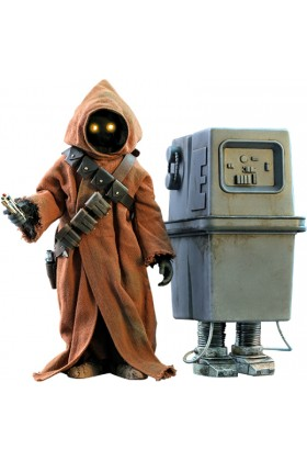 STAR WARS JAWA & RG-6 POWER DROID MMS554