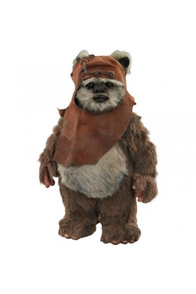HOT TOYS 1/6 SCALE STAR WARS RETURN OF THE JEDI WICKET EWOK MMS550