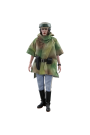 HOT TOYS 1/6 SCALE STAR WARS RETURN OF THE JEDI PRINCESS LEIA ENDOR OUTFIT MMS549