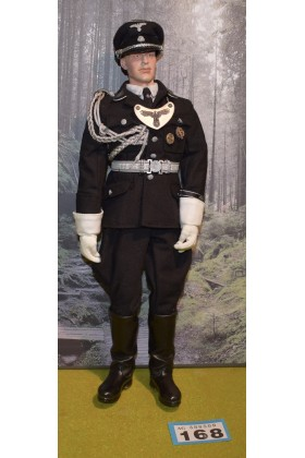 1/6 SCALE LOOSE WW II GERMAN FIGURE B168 As Pictured No Box