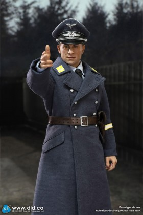 DRAGON IN DREAMS DID 1/6 SCALE WW II GERMAN Luftwaffe Captain – Willi - D80147