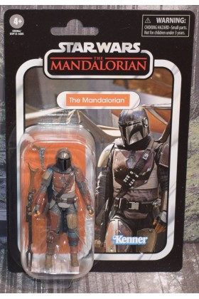 STAR WARS VINTAGE COLLECTION THE MANDALORIAN THE MANDALORIAN VC166