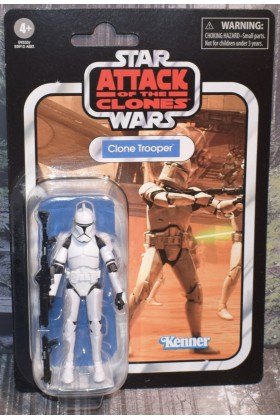 STAR WARS VINTAGE COLLECTION ATTACK OF THE CLONES CLONE TROOPER VC45 2020