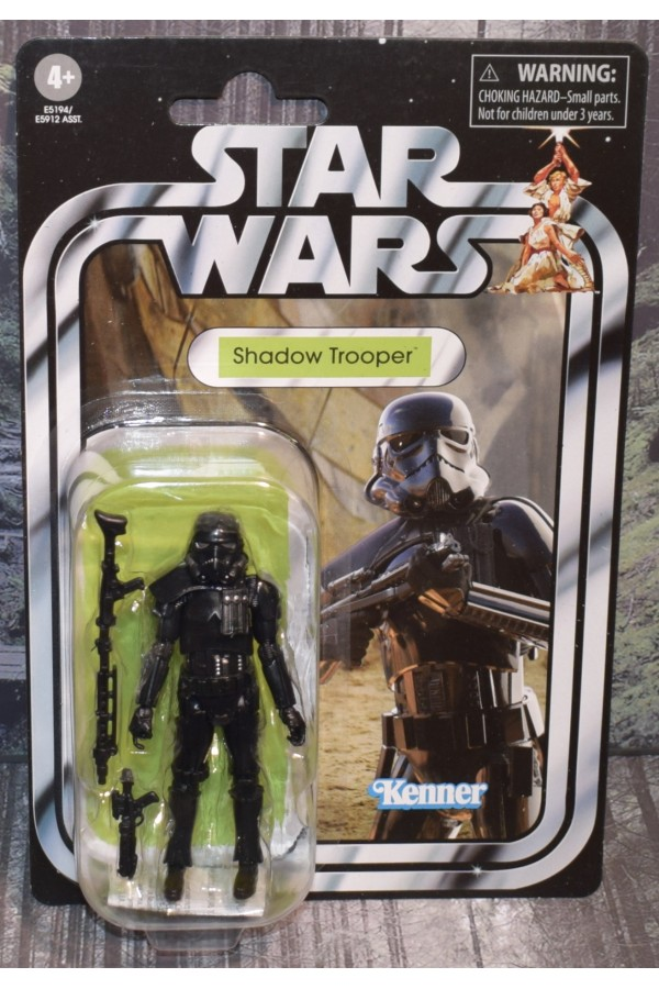 STAR WARS VINTAGE COLLECTION STAR WARS SHADOW TROOPER VC163