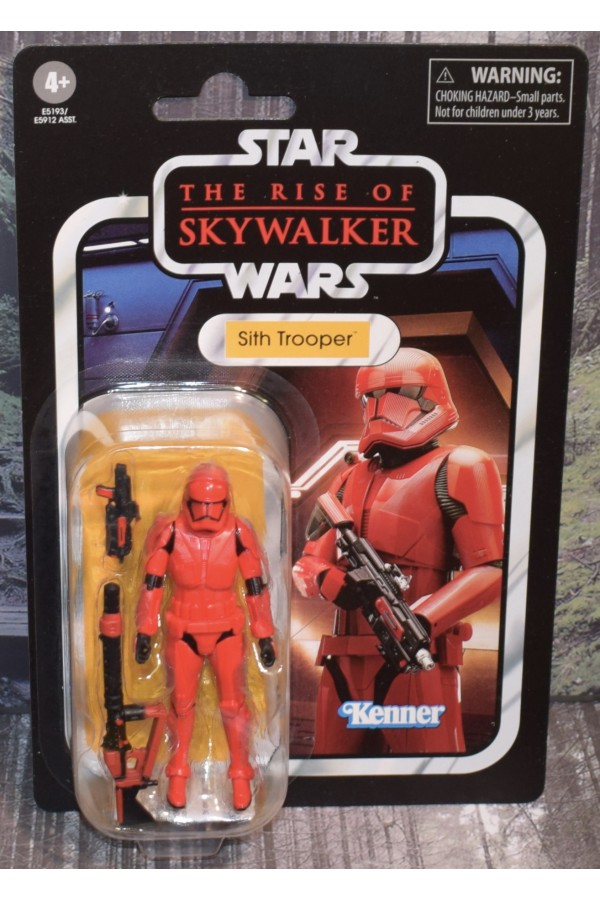 STAR WARS VINTAGE COLLECTION THE RISE OF SKYWALKER SITH TROOPER VC162