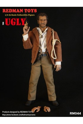 REDMAN TOYS RM044 1/6  Collectible The COWBOY The Ugly RM044