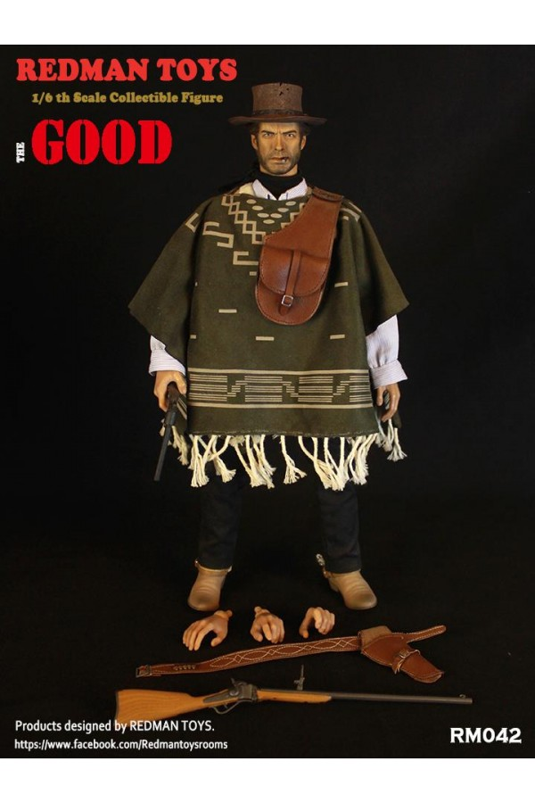REDMAN TOYS 1/6 Collectible The COWBOY The Good RM042