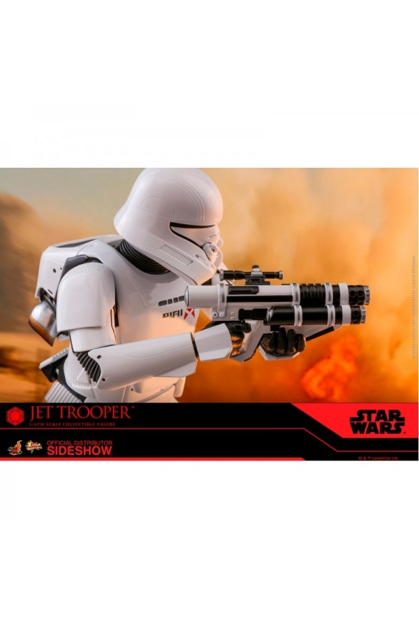 HOT TOYS 1/6 SCALE STAR WARS THE RISE OF SKYWALKER JET TROOPER - MMS561