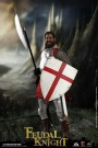 COOMODEL 1/6 SCALE SERIES OF EMPIRES (DIE-CAST ALLOY) - FEUDAL KNIGHT - SE065