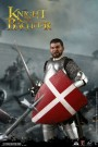 COOMODEL 1/6 SCALE SERIES OF EMPIRES (DIE-CAST ALLOY) - KNIGHT OF BACHELOR - SE067