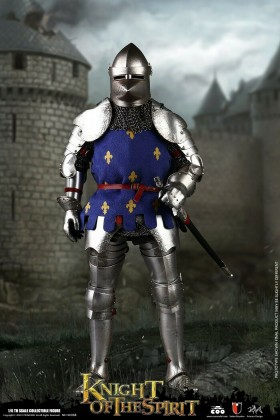 COOMODEL 1/6 SCALE SERIES OF EMPIRES (DIE-CAST ALLOY) - KNIGHT OF THE SPIRIT - SE068