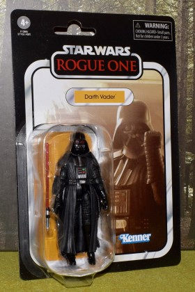 STAR WARS THE VINTAGE COLLECTION ROGUE ONE DARTH VADER VC178