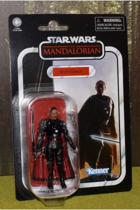 STAR WARS THE VINTAGE COLLECTION THE MANDALORIAN MOFF GIDEON VC180