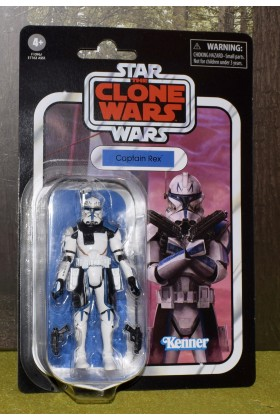 STAR WARS THE VINTAGE COLLECTION THE CLONE WARS CAPTAIN REX VC182