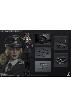 VERYCOOL 1/6 SCALE WWII GERMAN FEMALE SS OFFICER VCF-2036