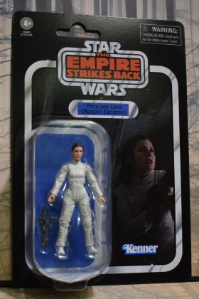 STAR WARS VINTAGE COLLECTION STAR WARS PRINCESS LEIA BESPIN ESCAPE VC187