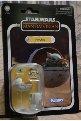 STAR WARS VINTAGE COLLECTION THE MANDALORIAN THE CHILD VC184
