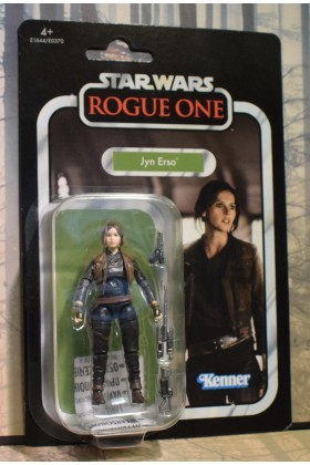 STAR WARS THE VINTAGE COLLECTION ROGUE ONE JYN ERSO VC119