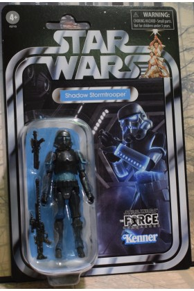 STAR WARS THE VINTAGE COLLECTION STAR WARS SHADOW STORMTROOPER THE FORCE UNLEASHED VC194