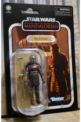 STAR WARS VINTAGE COLLECTION THE MANDALORIAN THE ARMORER VC179