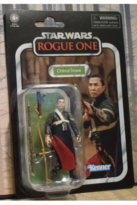 STAR WARS THE VINTAGE COLLECTION ROGUE ONE CHIRRUT IMWE VC174