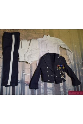 Dragon In Dreams DID 3-R 1/6 Scale WWII German Dress Uniform from Willi D80147