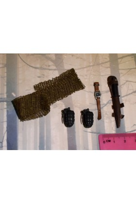 Dragon In Dreams DID 1/6 Scale WWII British Accessories from Charlie K80136B