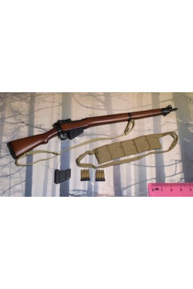 Dragon In Dreams DID 1/6 Scale WWII British Enfield Rifle from Charlie K80136B