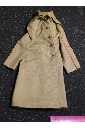 Dragon Dreams DID 3-R 1/6 Scale WWII Japanese Over Coat from Takuya JP638