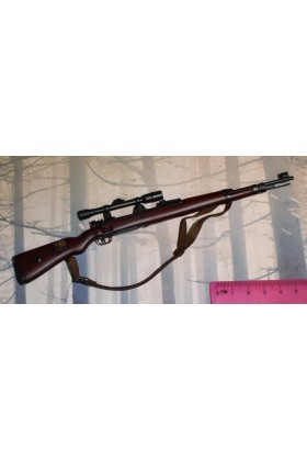 Dragon In Dreams DID 1/6 Scale WWII German Sniper Rifle from Konig D80138