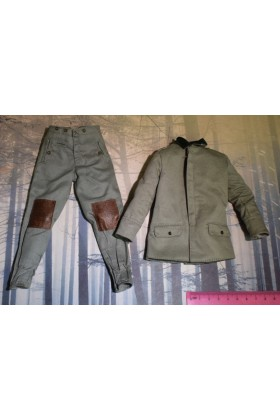 Dragon In Dreams DID 1/6 Scale WWI German Uniform Tunic Trousers from Lutz D11004
