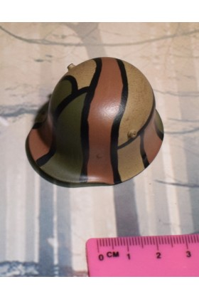 Dragon In Dreams DID 1/6 Scale WWI German Helmet Pattern Will Vary from Lutz D11004