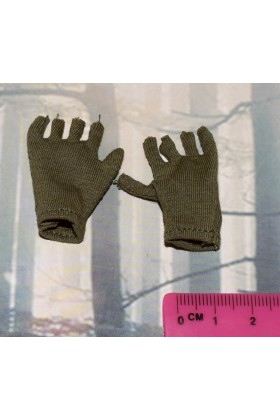 Dragon In Dreams DID 1/6 Scale WWII Russian Green Gloves from Vasily D80139B