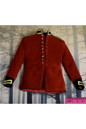 Dragon In Dreams DID 1/6 Scale Modern British Tunic from The Life Guards K80108