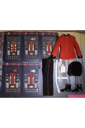 Dragon In Dreams DID 1/6 Scale Modern British Uniform from The Guards K80134