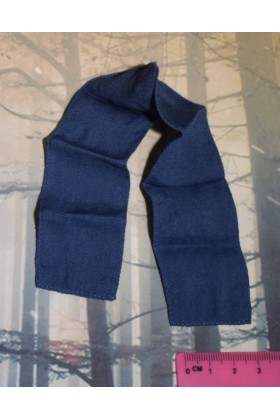 Dragon In Dreams DID 1/6 Scale WW I French Blue Scarf from Pascal F11003