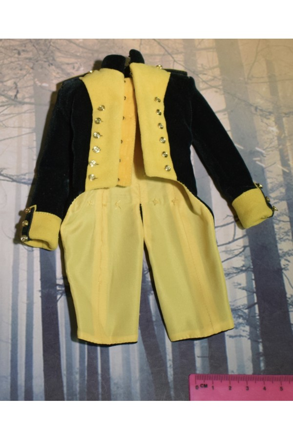 Dragon In Dreams DID 1/6 Scale Napoleonic French Tunic Jacket from Herve N80104