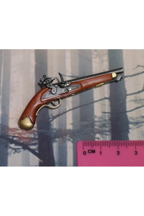 Dragon In Dreams DID 1/6 Scale Napoleonic French Pistol from Herve N80104