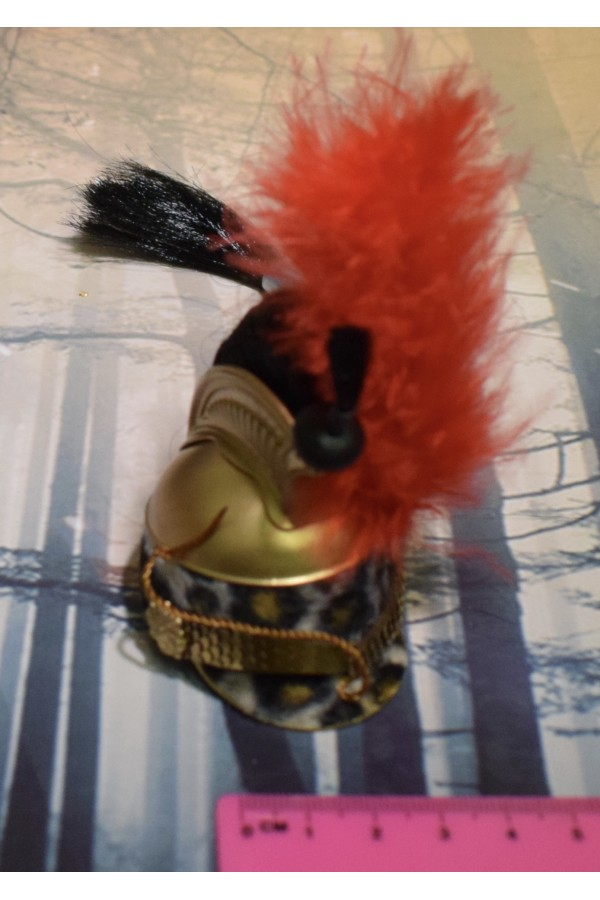 Dragon In Dreams DID 1/6 Scale Napoleonic French Dragoon Helmet from Herve N80104