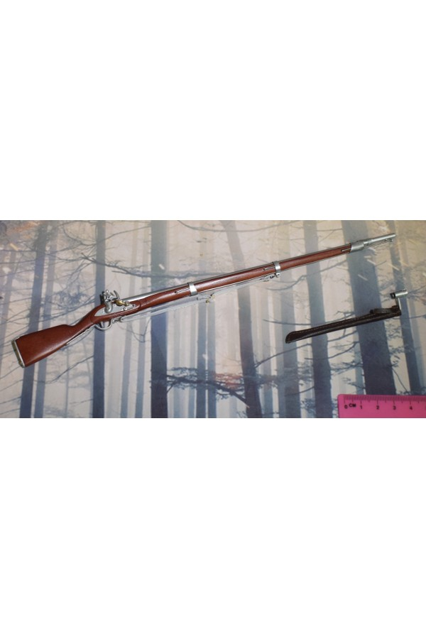 Dragon In Dreams DID 1/6 Scale Napoleonic French Musket Rifle from Herve N80104