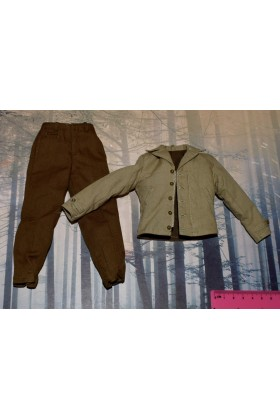 Dragon In Dreams DID 1/6 Scale WW II US Jacket Trousers from Bryan A80116