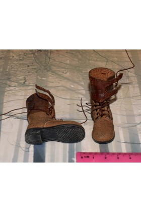 Dragon In Dreams DID 1/6 Scale WW II US Boots Gaiters from Bryan A80116