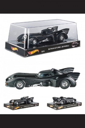 1:24 SCALE - BATMAN - BATMAN RETURNS MOVIE BATMOBILE