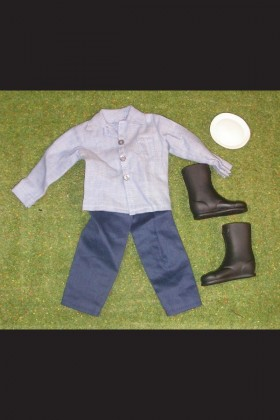 ACTION SAILOR - UNIFORM - CAP - BOOTS