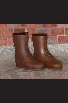 BOOTS - BROWN - LONG