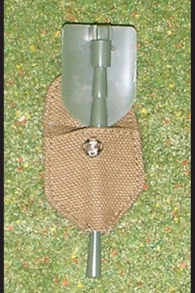 FOLDING ENTRENCHING TOOL - COVER