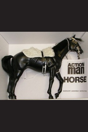 ACTION MAN 40TH LOOSE HORSE ( for LIFEGUARDS & THE BLUES & ROYALS )