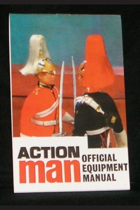 OFFICIAL EQUIPMENT MANUAL - LIFEGUARD & BLUES & ROYALS ON COVER