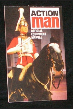 OFFICIAL EQUIPMENT MANUAL - LIFEGUARD & HORSE ON COVER
